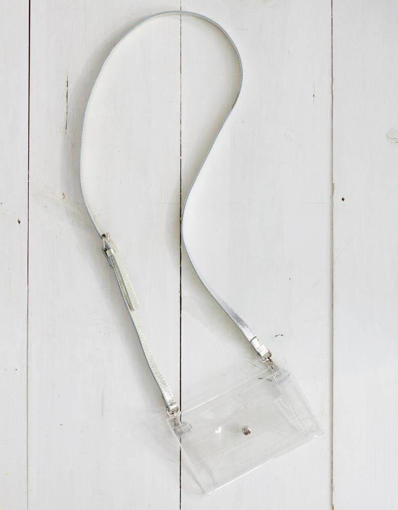 Mer-Sea & Co. Mer-Sea & Co. - PVC Crossbody Bag