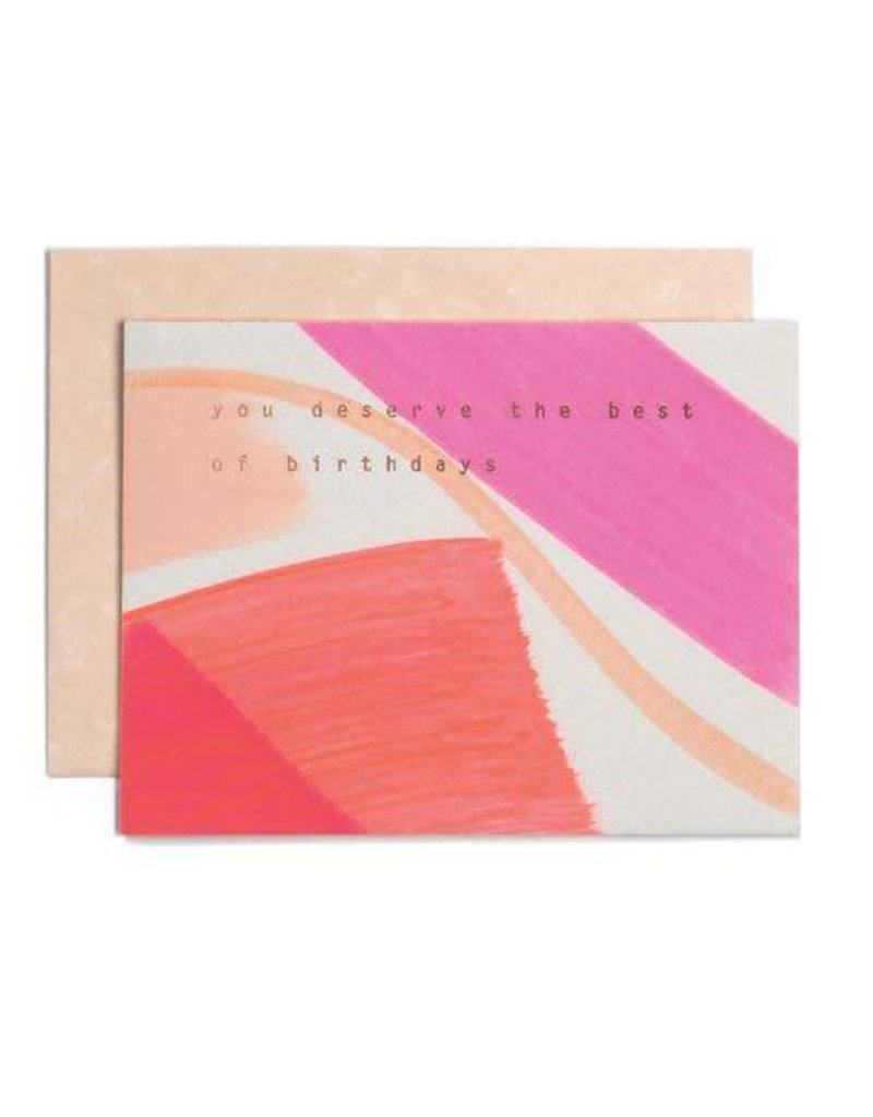 Moglea Moglea - Birthday Best of Birthday Pink