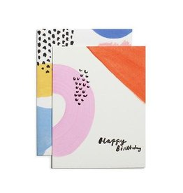 Moglea Moglea - Birthday Colorparty Pink