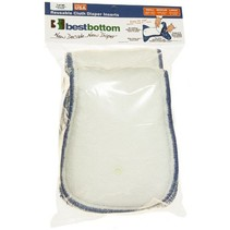 Best Bottom Overnight Inserts (2 Pack)