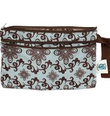Planetwise Wet/Dry Diaper Clutch by Planetwise