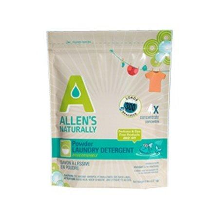 Allen's Naturally Allen's Naturally Size 5 lbs Powder Detergent