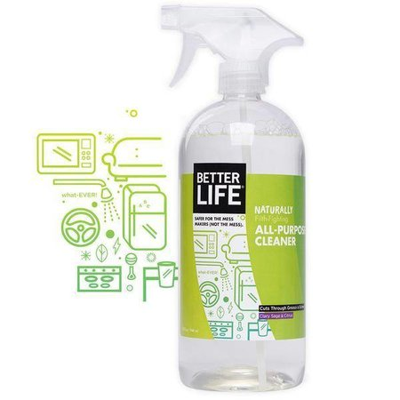 Better Life All Purpose Cleaner- Clary Sage & Citrus