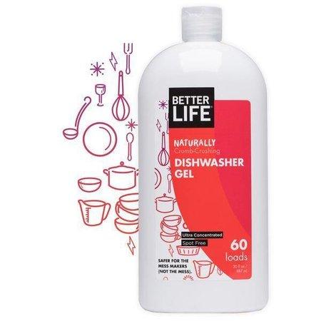 Better Life Dishwashing Gel