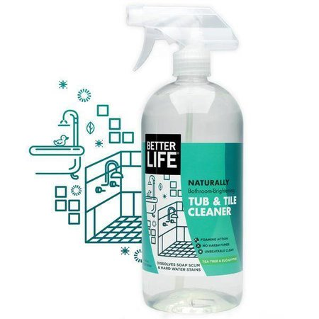 Better Life Tub and Tile Cleaner