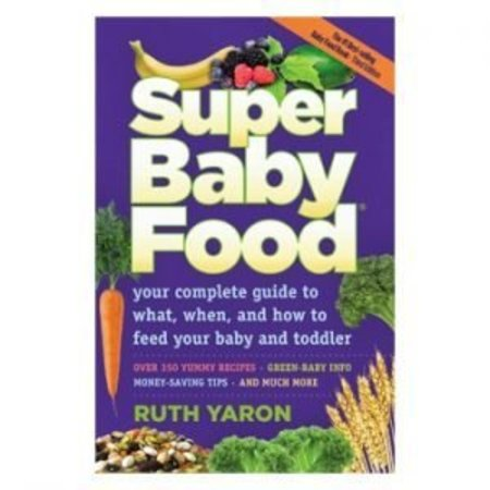 Eco-Piggy Super Baby Food Book