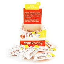 ThinkBaby Sunscreen Sample