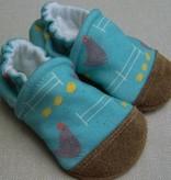 Snow & Arrow Organic Cotton Slippers