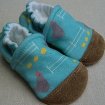 Organic Cotton Slippers