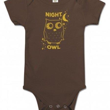 Soul-Flower Night Owl Onesie