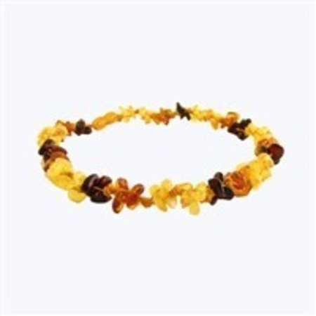 "The Amber Monkey Baltic Amber Bracelet (5"") by The Amber Monkey"