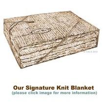 Little World Crib Blanket