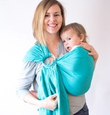 Hope Carried Linen Ring Sling by Hope Carried