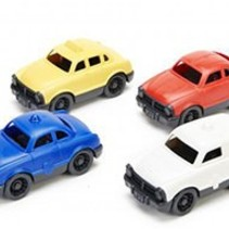 Green Toys Mini Vehicle Set (4 Pack)