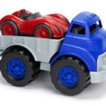 Green Toys Flat Bed Truck