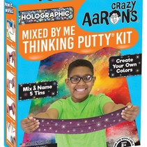 Crazy Aaron's Thinking Putty - Mixed by Me Kit - Holographic