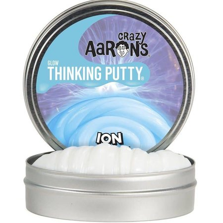 "Crazy Aaron Crazy Aaron's Thinking Putty (2"" tin) Ion"