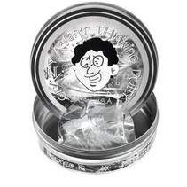 "Crazy Aaron's Thinking Putty (4"" tin) Liquid Glass"