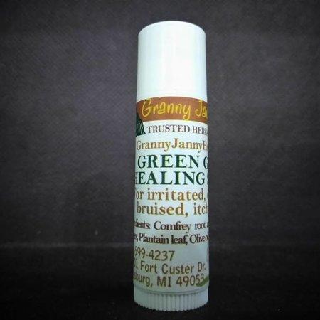 Granny Jannys Green Goop