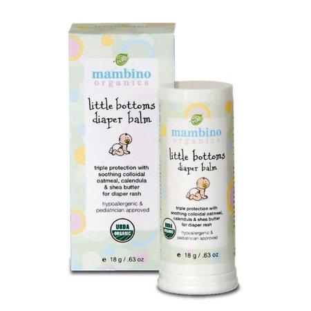 Mambino Organic Little Bottoms Diaper Balm
