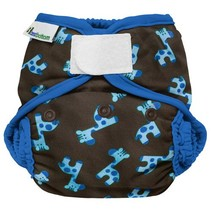 Best Bottom Diaper Cover (Hook & Loop)