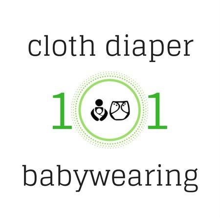 Cloth Diapering & Babywearing 101 Class