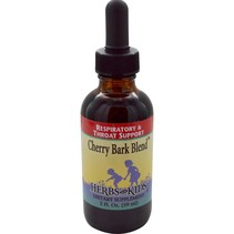 Cherry Bark Blend Unflv 1 oz Liq