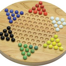Chinese Checkers-Cherry
