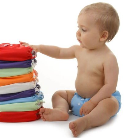 Mother & Earth Cloth Diaper Rental