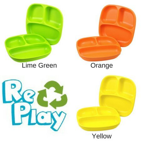 RePlay RePlay Divided Plate