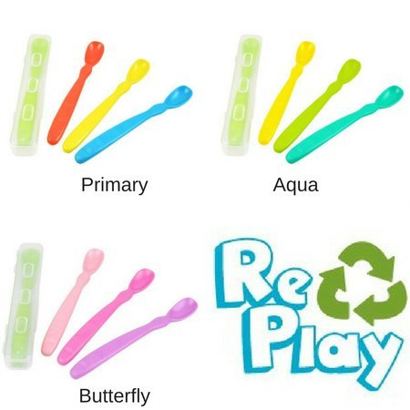 RePlay Infant Spoon Set by RePlay