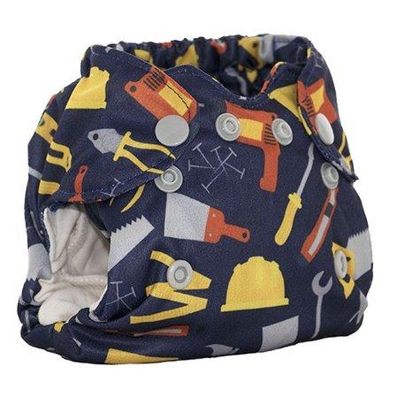 Smart Bottoms Born Smart- Newborn Cloth Diaper
