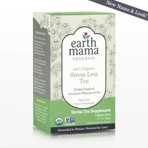 100% Organic Stress Less Tea