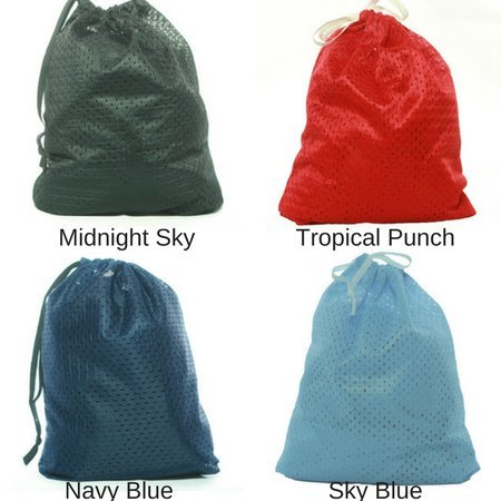 Beachfront Baby, LLC Mesh Drawstring Bag by Beachfront Baby