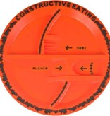 Absolute Gallery Constructive Eating Plate