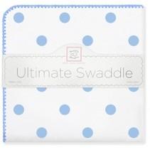 Ultimate Swaddle Blanket Big Dots