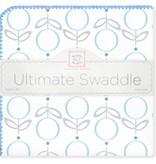 Swaddle Designs Ultimate Swaddle Blanket Lolli Fleur