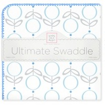 Ultimate Swaddle Blanket Lolli Fleur