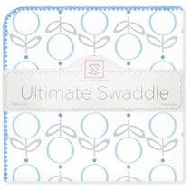 Ultimate Swaddle Blanket Lolli Fleur