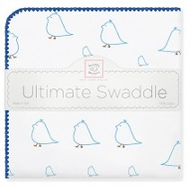 Ultimate Swaddle Blanket Mama and Baby Chickies