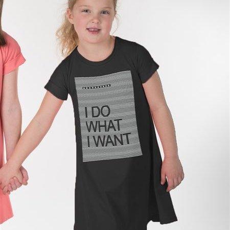 Nano I Do What I Want Dress