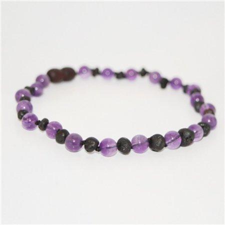 The Amber Monkey Gemstones & Amber Bracelet and Necklace by The Amber Monkey
