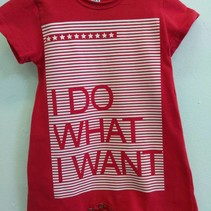 I Do What I Want Romper