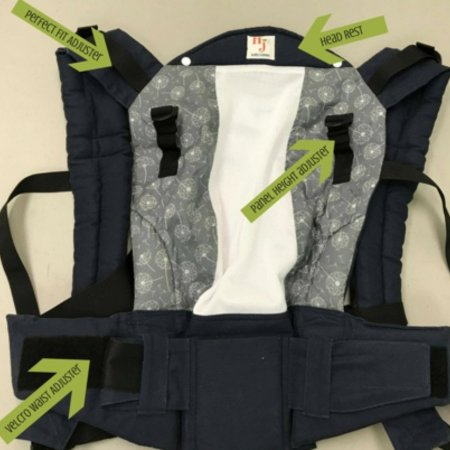 MJ Baby Carriers MJ Baby Carrier Infant Adjustable