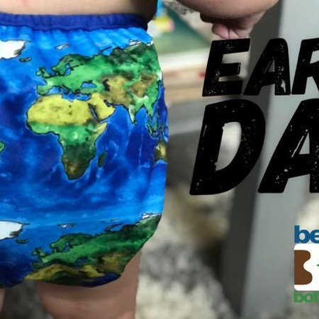 Planetwise Best Bottom Limited Edition Cover (Snap) - Earth Day