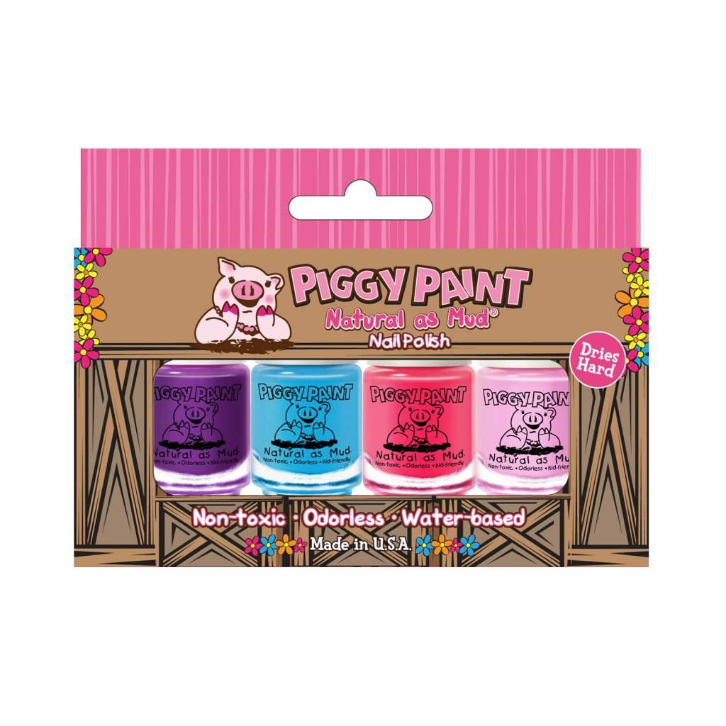 Piggy Paint Gift Set (4 Pack) | Piggy Paint | Mother & Earth ...
