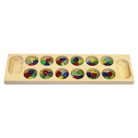 Maple Landmark Mancala Board
