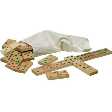 Maple Landmark Dominoes