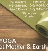 Melissa Margo Yoga Class