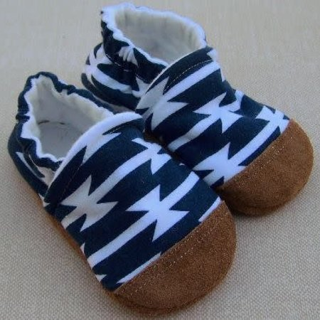 Snow & Arrow Organic Cotton Slippers by Snow and Arrow